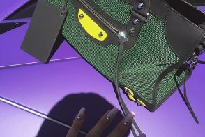 Kylie Jenner Strikes Again With a Beautiful Balenciaga Bag