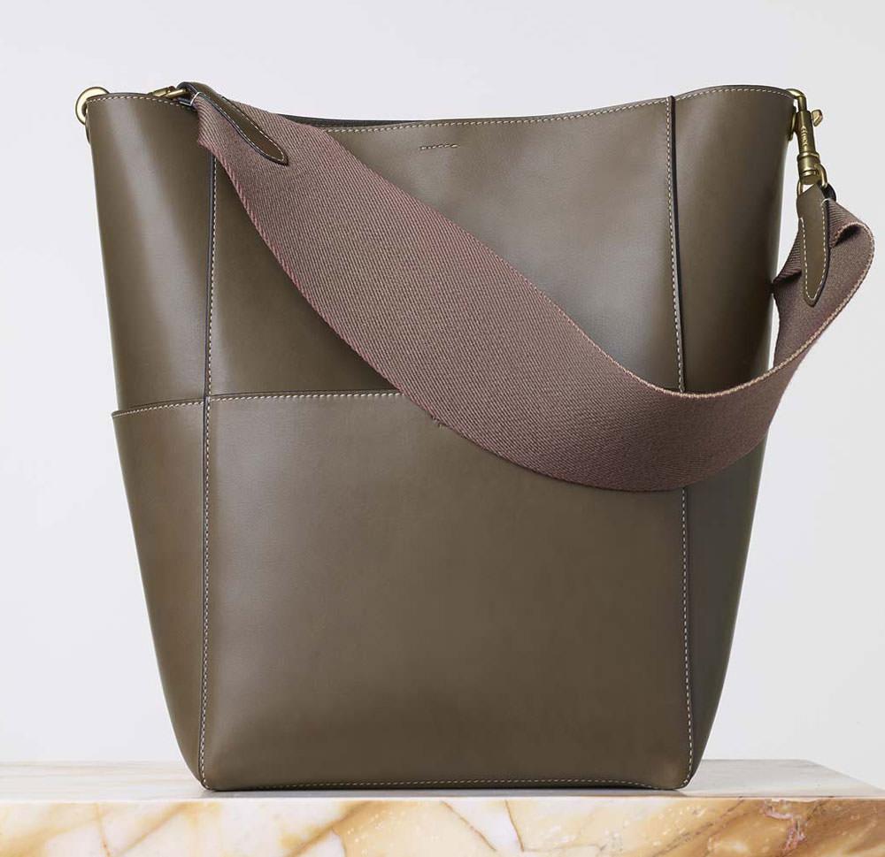 celine black and white bag - Check Out the C��line Fall 2015 Handbag Lookbook - PurseBlog