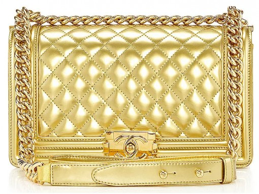 Chanel-Metallic-Boy-Bag