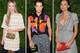 Chanel Hosted Yet Another Bag-Heavy Party in NYC
