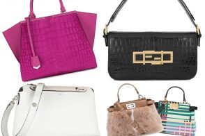 7 Bags That Prove Fendi Is On Top of the Bag Game
