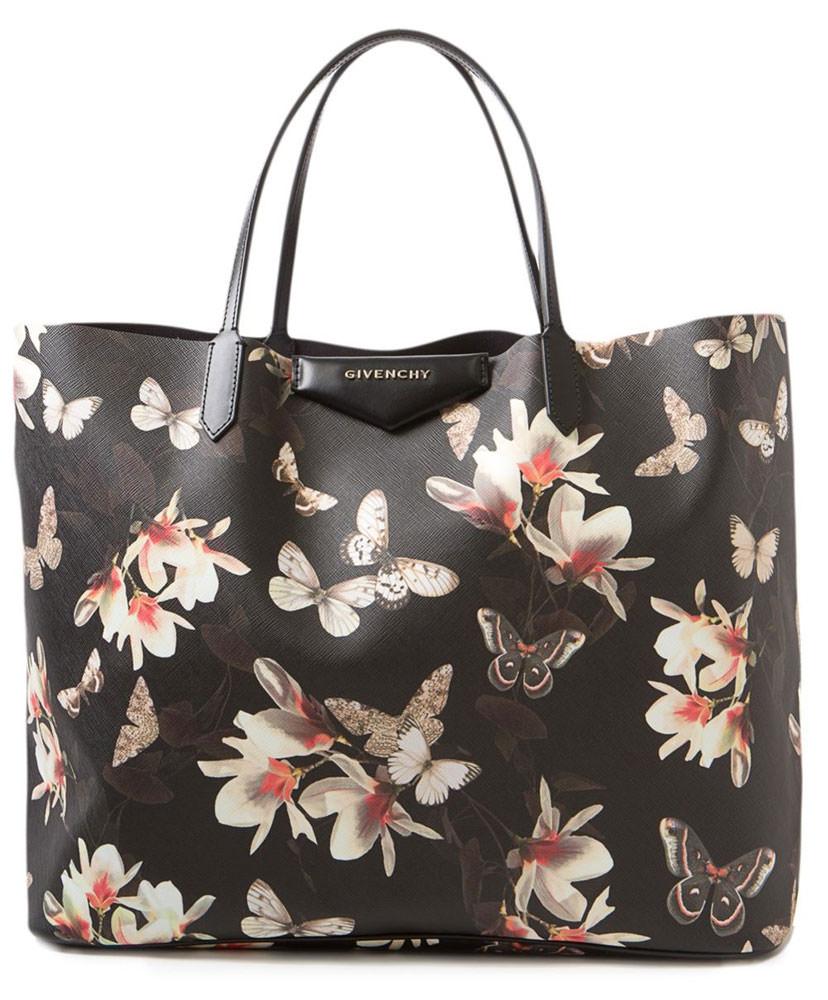 Givenchy-Antigona-Floral-Shopping-Tote