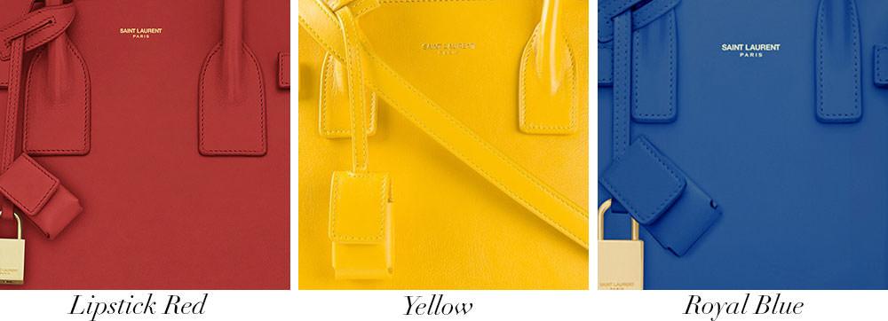 fake ysl handbags - The Ultimate Bag Guide: The Saint Laurent Sac de Jour Bag - PurseBlog