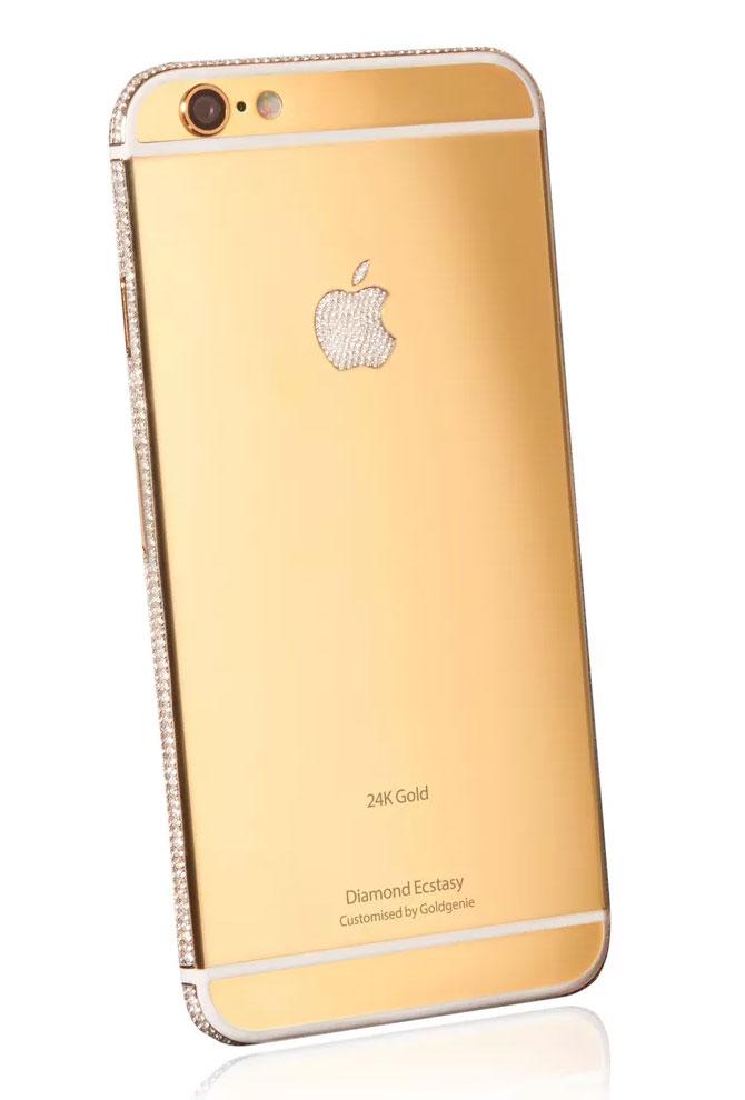 Apple-iPhone-6-Diamond-and-24k-Gold
