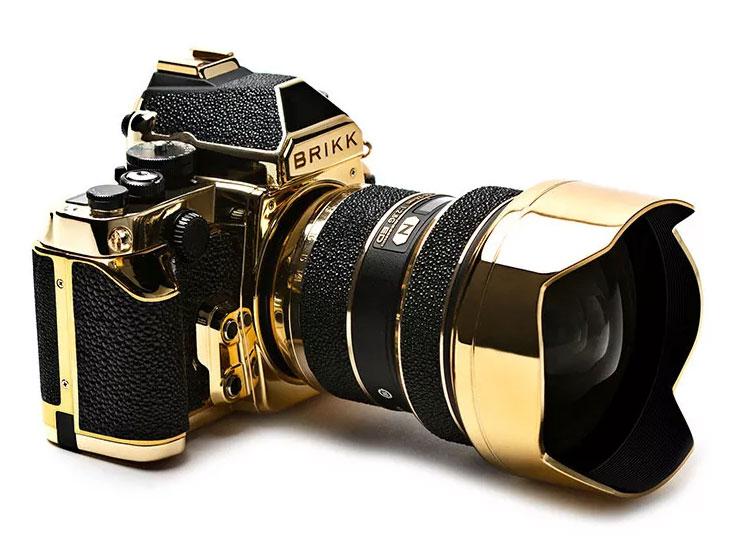 Brikk-Lux-Nikon-24k-Gold-and-Stingray-Camera-Kit