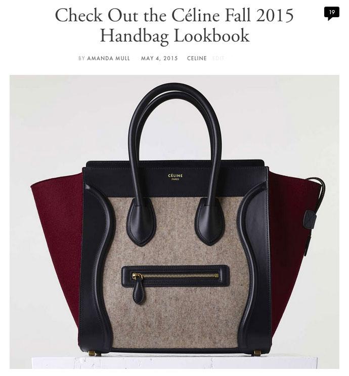 Celine-Fall-2015-Handbag-Lookbook