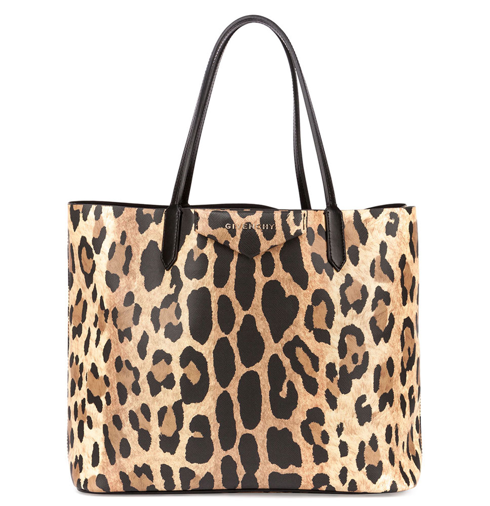 Givenchy-Leopard-Antigona-Shopper-Tote