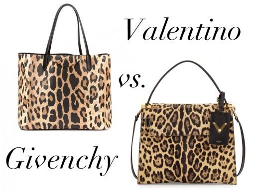 Givenchy-Valentino-Leopard
