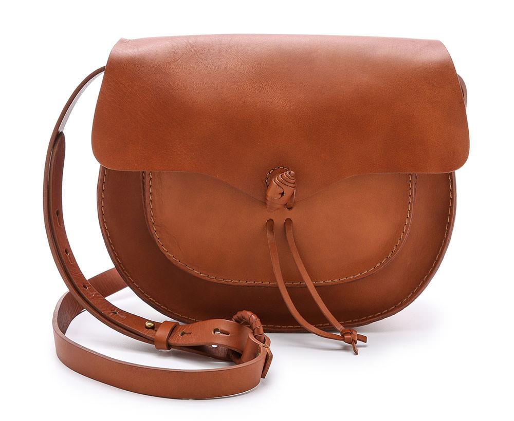 Emerging Trend: 70s-Style Saddle Flap Bags - PurseBlog Saddle Bag