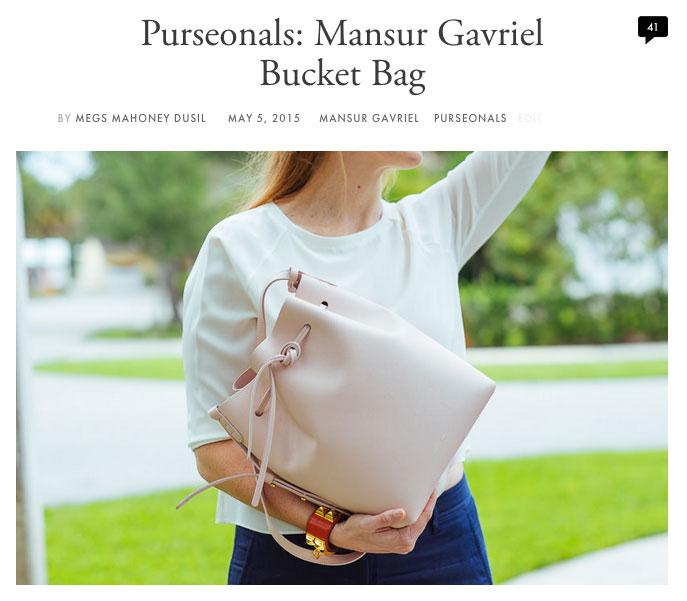 Mansur-Gavriel-Purseonals