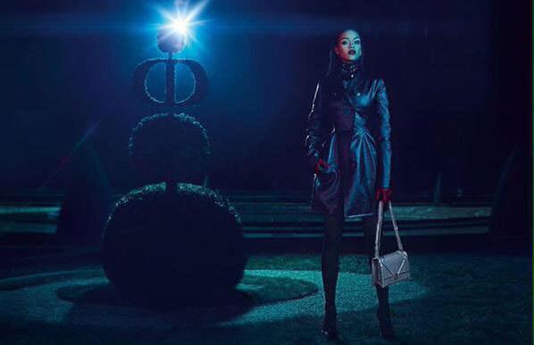 Rihanna-Dior-Diorama-Handbag-Campaign-2