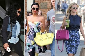 Celebrity Daughters Dominate This Celeb Round-up with Bags from Coach, Louis Vuitton, & Chanel