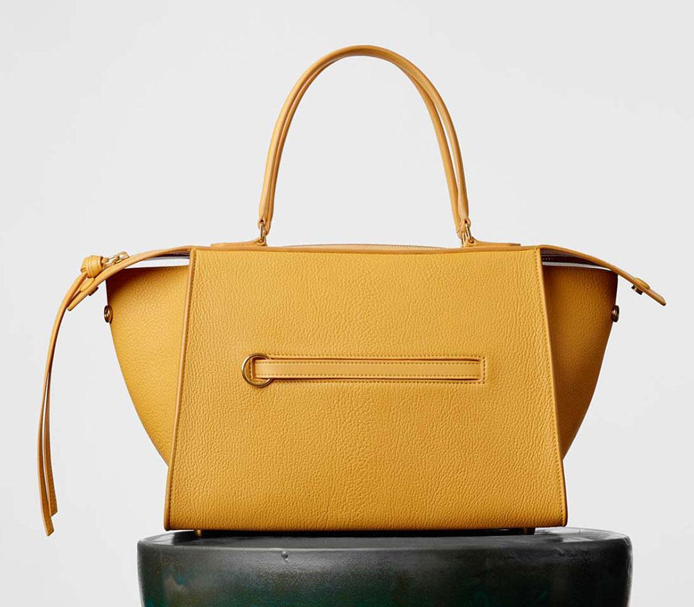 celine leopard print fur handbag luggage