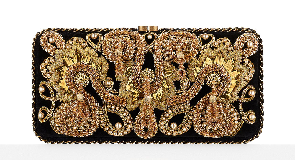 Chanel-Velvet-Embroidered-Minaudiere