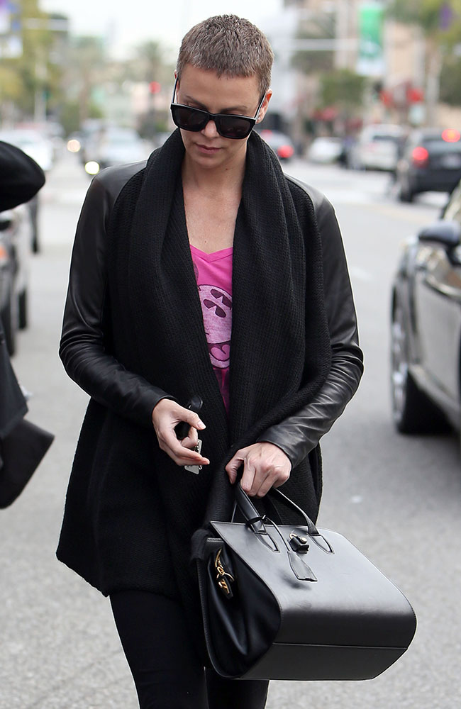 Charlize-Theron-Alexander-Wang-Pelican-Bag