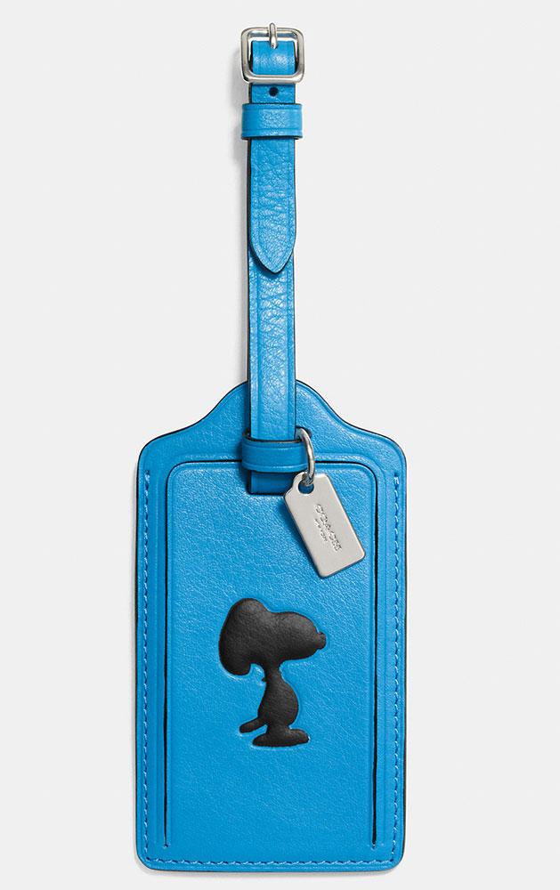 Coach-x-Peanuts-Luggage-Tag