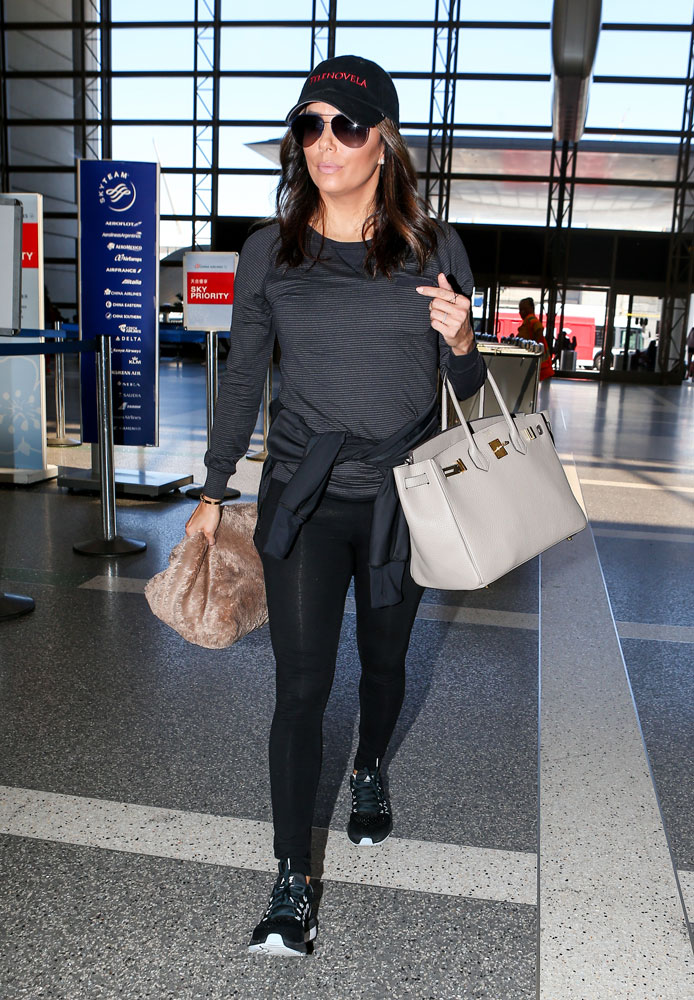 hermes bag price range - Just Can't Get Enough: Eva Longoria and Her Herm��s Birkin - PurseBlog