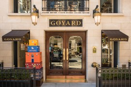 A Look Inside Goyard's New Home in New York City