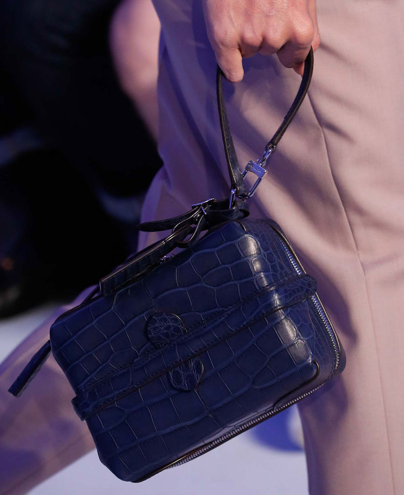 At Louis Vuitton's Spring 2016 Men's Show, the Bucket Bags Weren't ...