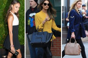 45 Photos of Gorgeous Supermodels and Their Fabulous Handbags