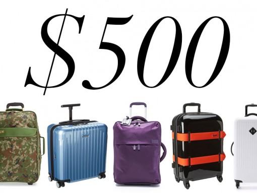 5-Under-500-Suitcases