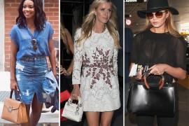 Celeb Gossip Is Almost More Interesting Than Said Celebs' Handbag Picks This Week
