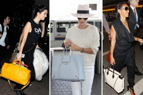 There's a Notable Uptick in Celebrities Carrying Louis Vuitton This Week