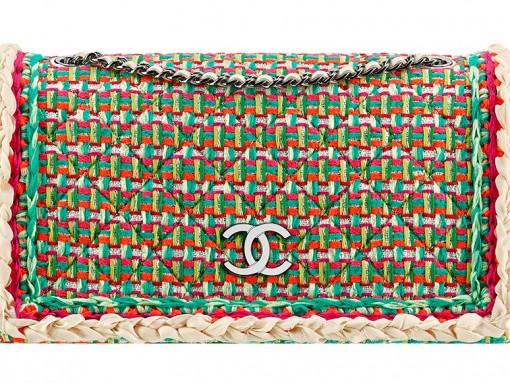 Chanel-Cruise-2016-Woven-Flap-Bag