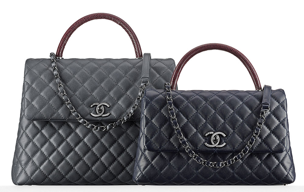 Check Out Chanel's Fall 2015 Pre-Collection Bags and Prices, In ...