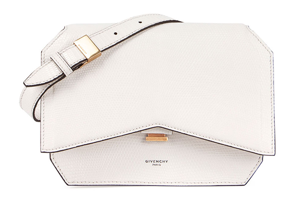 Givenchy-New-Line-Lizard-Shoulder-Bag