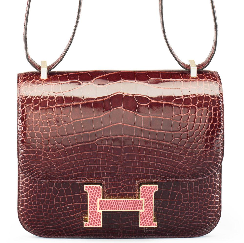 auction for hermes bag