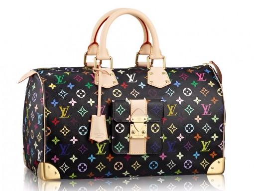 Louis-Vuitton-Monogram-Multicolore-Speedy-40-Bag