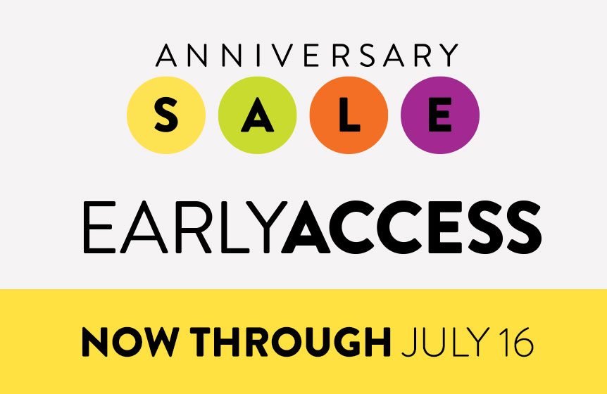Nordstrom anniversary sale early access starts now