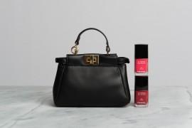 5 Things Bigger Than the Fendi Micro Peekaboo Bag