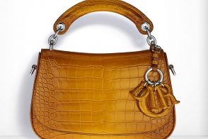 Introducing the Christian Dior Dune Bag