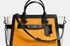 Coach's Fall 2015 Bags Have Arrived for Your Shopping Pleasure