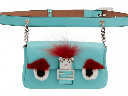 Fendi-Micro-Baguette-Monster-Belt-Bag