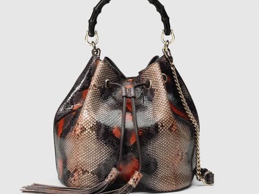 Gucci-Miss-Bamboo-Python-Bucket-Bag
