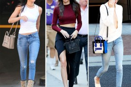 Kendall Jenner Loves Her Céline Nano Luggage Totes More Than I Love Anything I Own