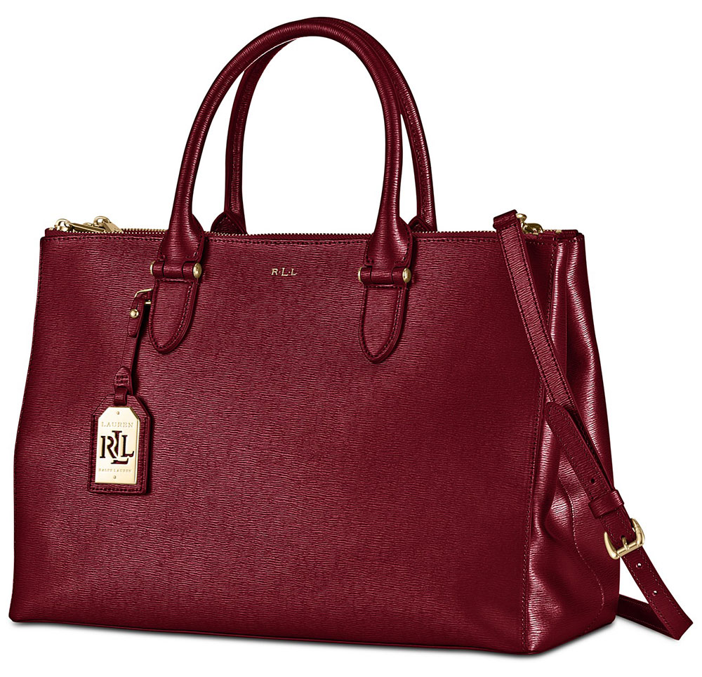 Color Story: 20 Beautiful Burgundy Bags for Fall - PurseBlog