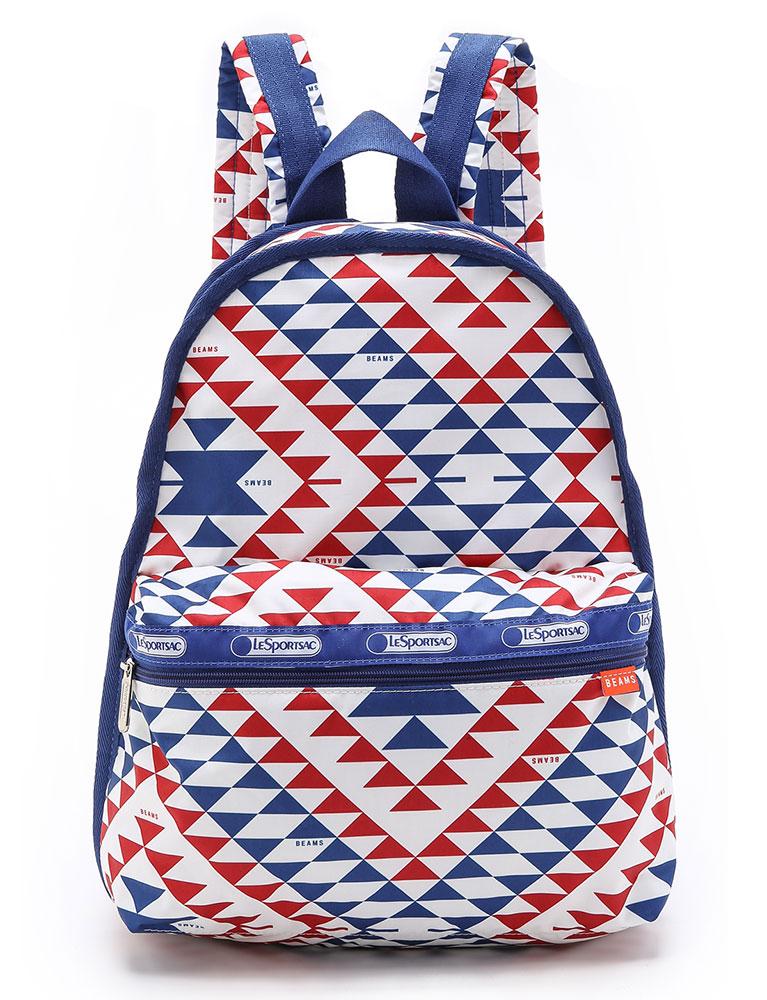 LeSportsac-x-Beams-Basic-Backpack