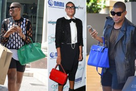 The Many Bags of EJ Johnson