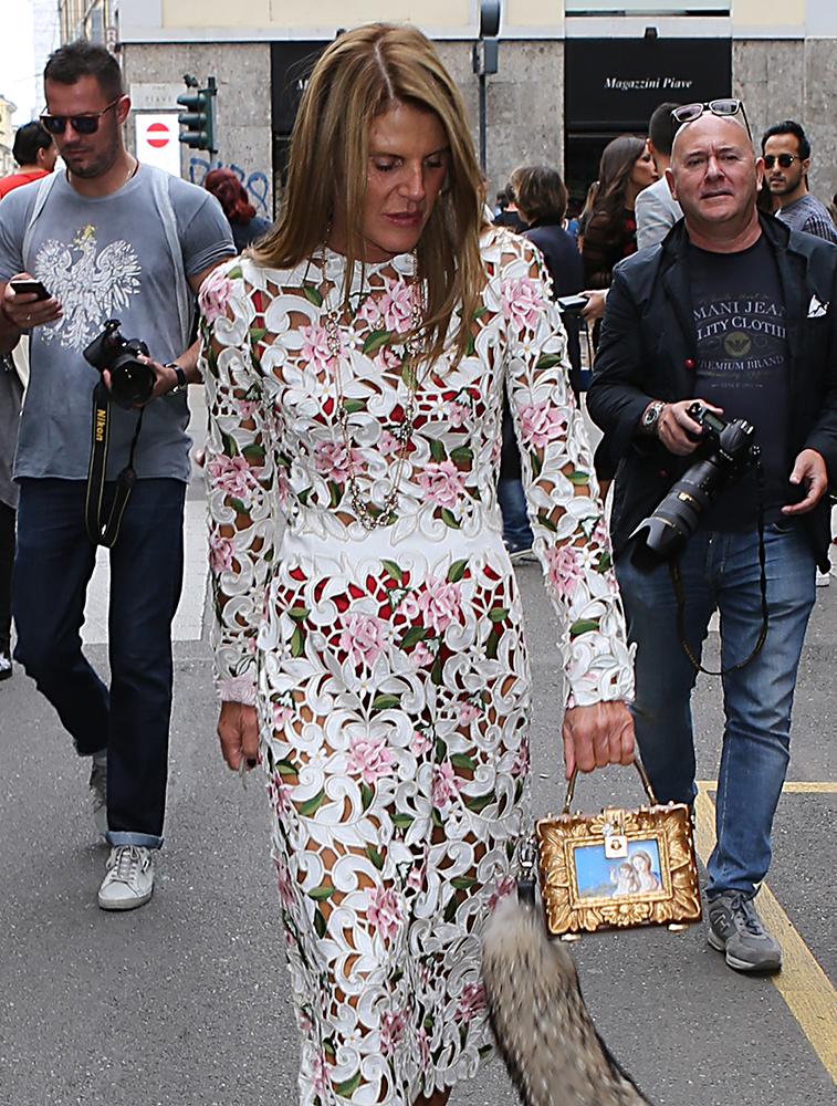 Anna-Dello-Russo-Dolce-and-Gabbana-Box-Bag