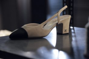 The Making of the Chanel Two-Tone Shoe