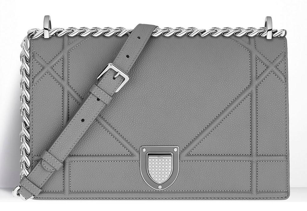 Christian-Dior-Diorama-Bag-Gris-Dior