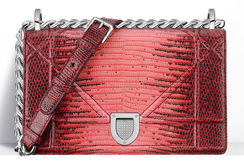 Christian-Dior-Diorama-Bag-Lizard