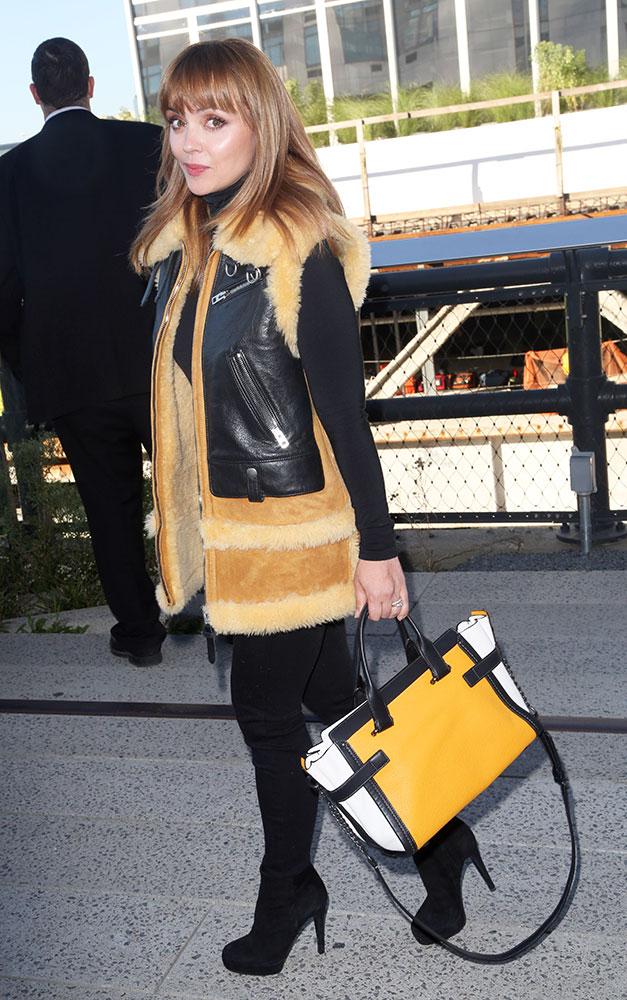 Christina-Ricci-Coach-Swagger-Bag