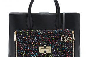Introducing the Diane von Furstenberg Secret Agent Bag