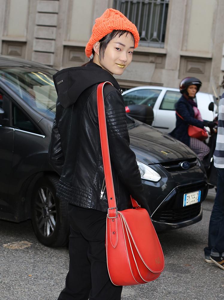 Hyun-Ji-Shin-Coach-Saddle-Bag