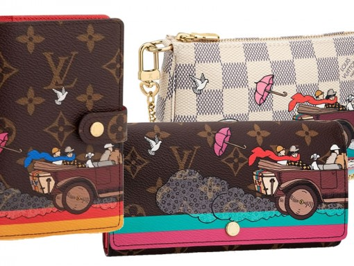 Louis Vuitton Christmas Animation Evasion Collection 2015